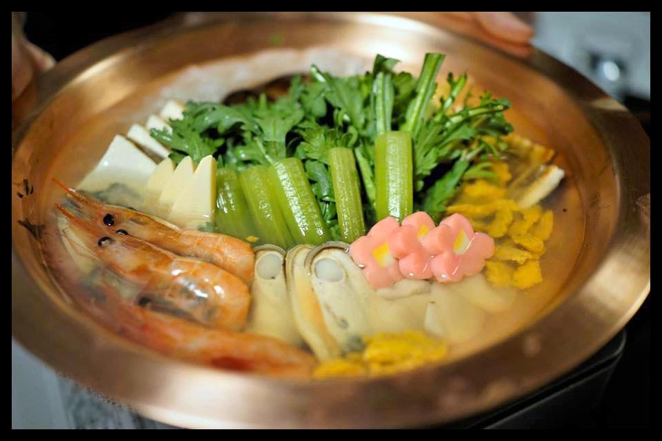 うどん寿喜鍋